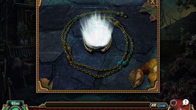 Macabre Mysteries: Curse of the Nightingale Collector's Edition Screenshot 7