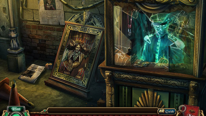 Macabre Mysteries: Curse of the Nightingale Collector's Edition Screenshot 9