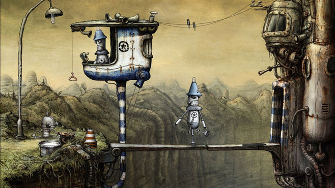 Machinarium Screenshot 5