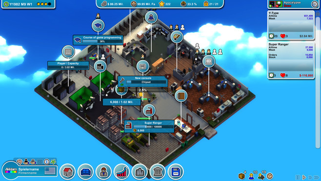Mad Games Tycoon Screenshot 3