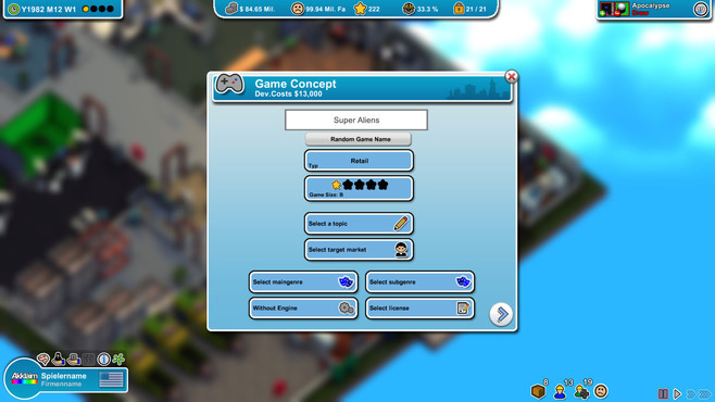 Mad Games Tycoon Screenshot 5