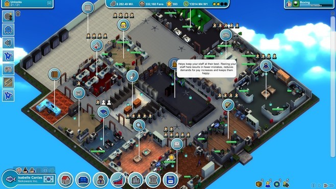Mad Games Tycoon Screenshot 7