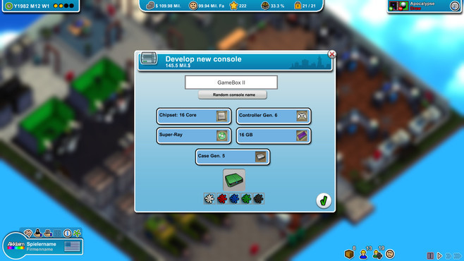 Mad Games Tycoon Screenshot 8