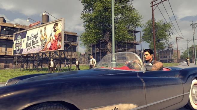 Mafia II: Digital Deluxe Edition Screenshot 1