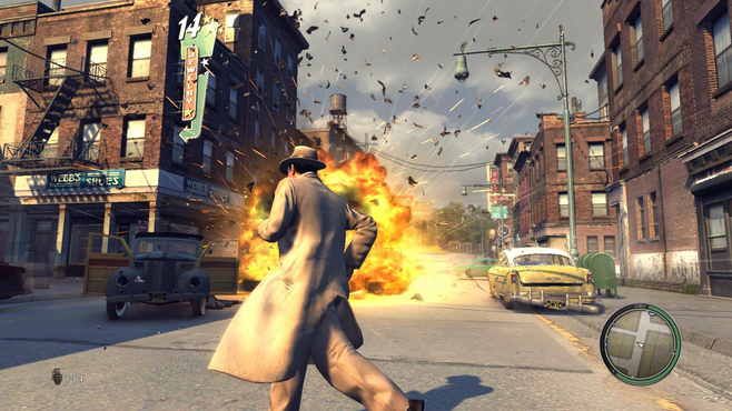 Mafia II: Digital Deluxe Edition Screenshot 6