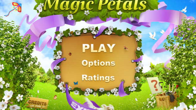 Magic Petals Screenshot 1