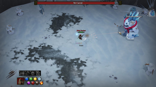 Magicka 2: Ice, Death and Fury Screenshot 5