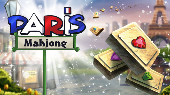 Mahjong Adventure - Paris Screenshot 2