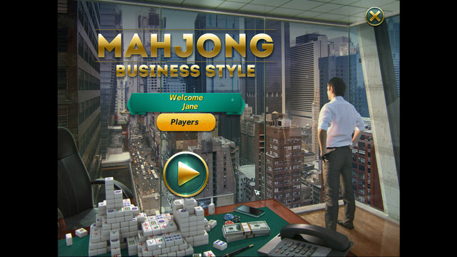 Mahjong Business Style Screenshot 3