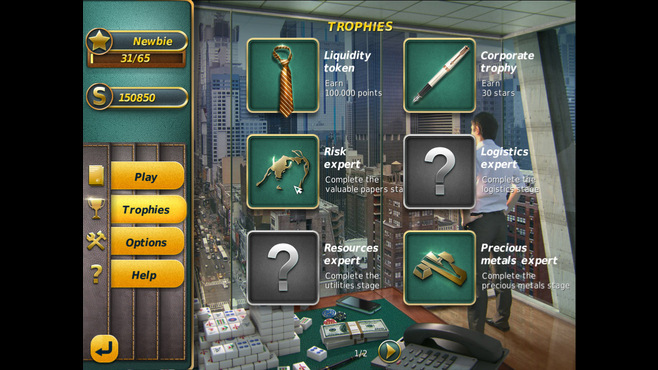 Mahjong Business Style Screenshot 4