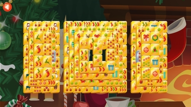 Mahjong Christmas 2 Screenshot 3