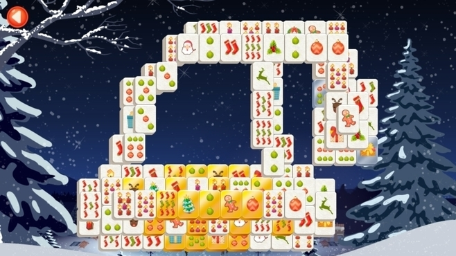 Mahjong Christmas 2 Screenshot 5