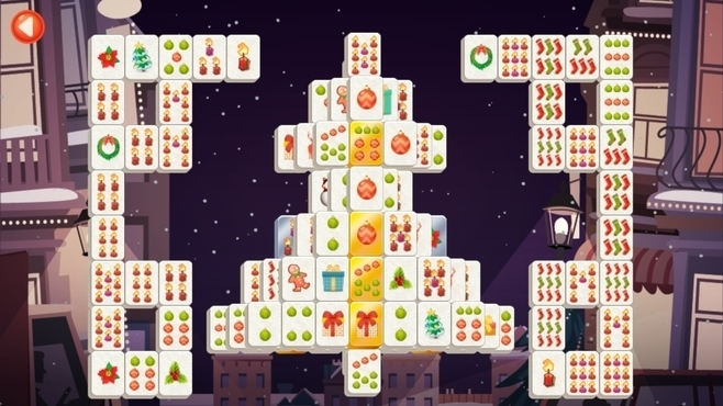 Mahjong Christmas 2 Screenshot 6