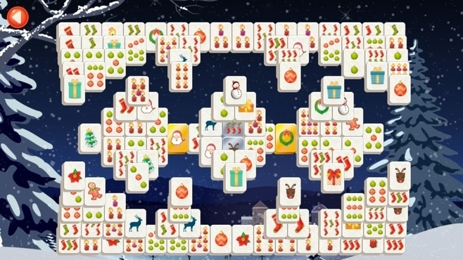 Mahjong Christmas 2 Screenshot 8