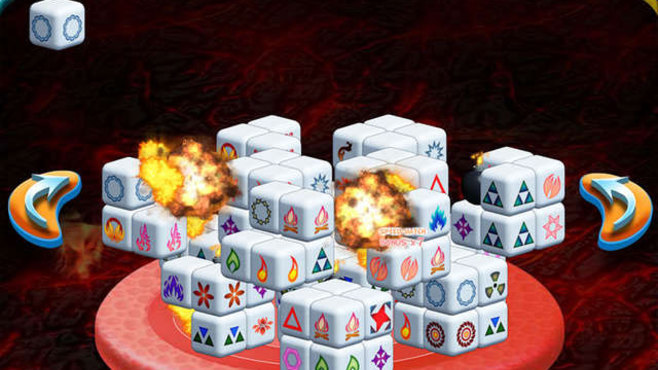 Mahjong Dimensions Deluxe Screenshot 5