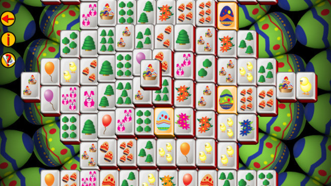 Mahjong Easter Screenshot 1