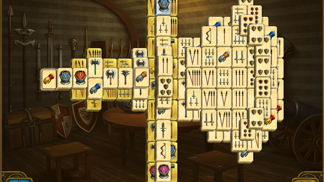 Mahjong Royal Towers Screenshot 3