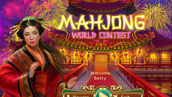 Mahjong World Contest Screenshot 4