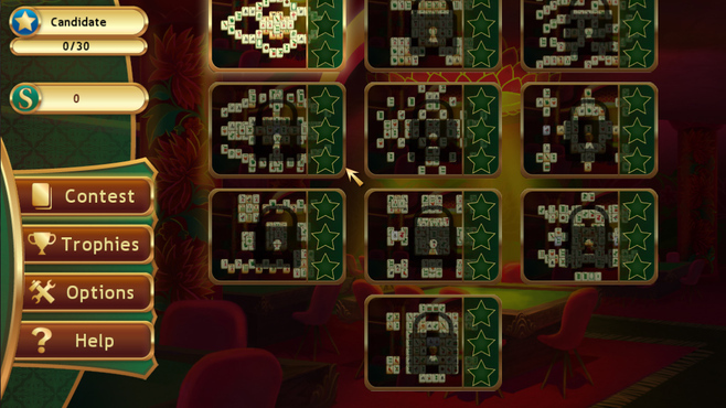 Mahjong World Contest Screenshot 5