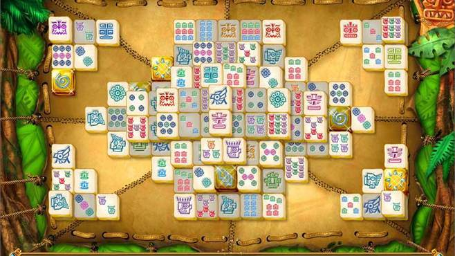 Mahjongg – Ancient Mayas Screenshot 2