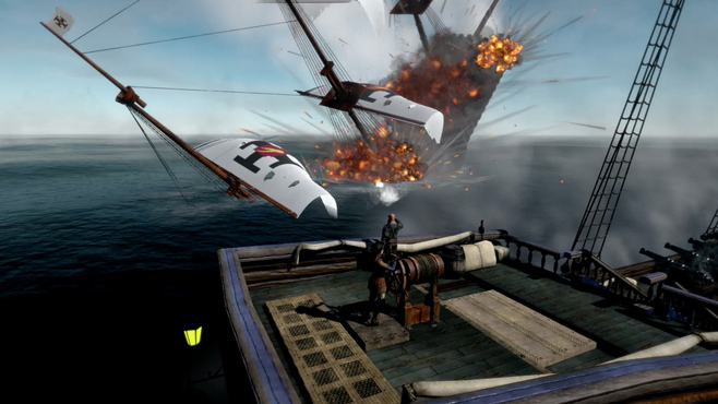 Man O' War: Corsair Screenshot 3