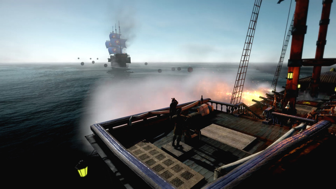 Man O' War: Corsair Screenshot 8