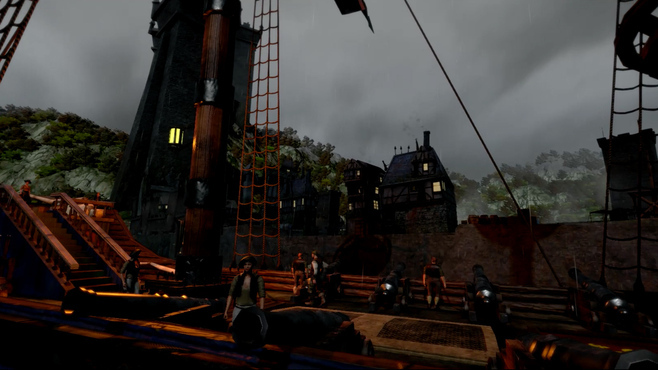 Man O' War: Corsair Screenshot 14