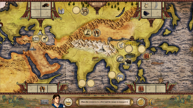 The Travels of Marco Polo Screenshot 5