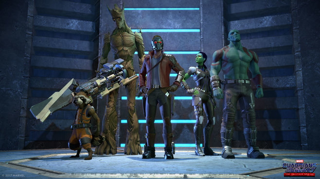 Marvel's Guardians of the Galaxy: The Telltale Series Screenshot 3