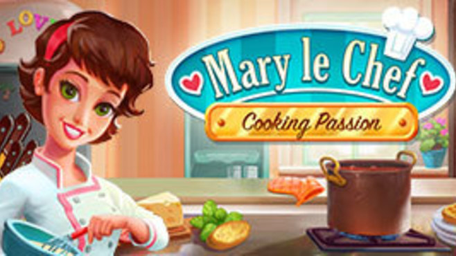 Mary le Chef - Cooking Passion Platinum Edition Screenshot 1
