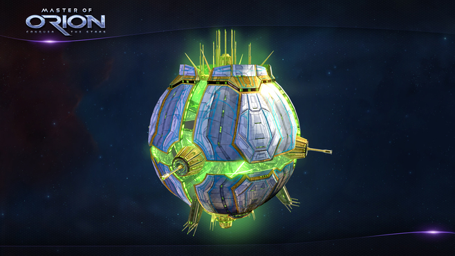 Master of Orion Collector's Edition Screenshot 13