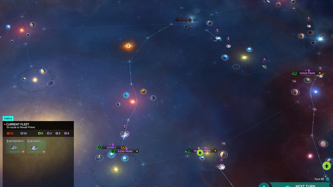Master of Orion: Revenge of Antares Race Pack Screenshot 3