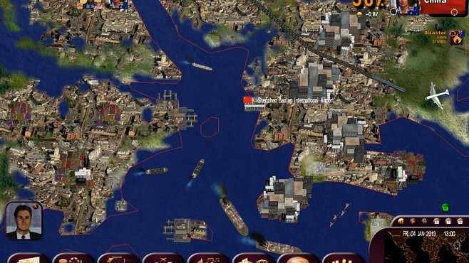 Masters of the World - Geopolitical Simulator 3 Screenshot 4