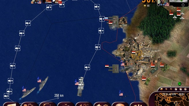 Masters of the World - Geopolitical Simulator 3 Screenshot 10