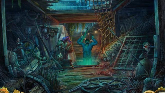 Mayan Prophecies: Ship of Spirits Collector's Edition Screenshot 1