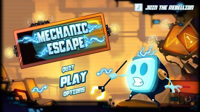 Mechanic Escape Screenshot 10