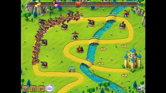 Medieval Defenders Screenshot 3