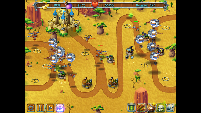 Medieval Defenders Screenshot 4
