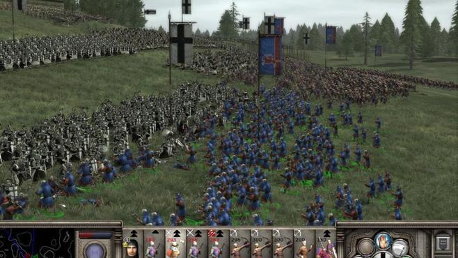 Medieval II: Total War Kingdoms Screenshot 1