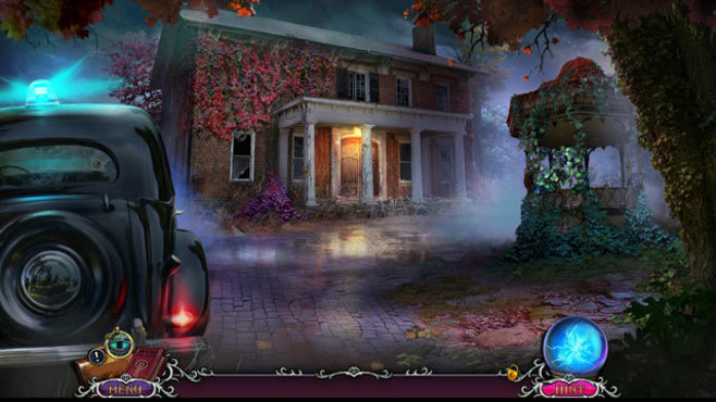Medium Detective: Fright from the Past Collector's Edition Screenshot 2