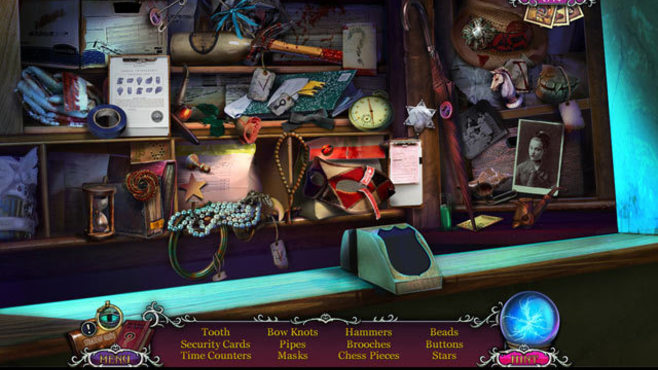 Medium Detective: Fright from the Past Collector's Edition Screenshot 3