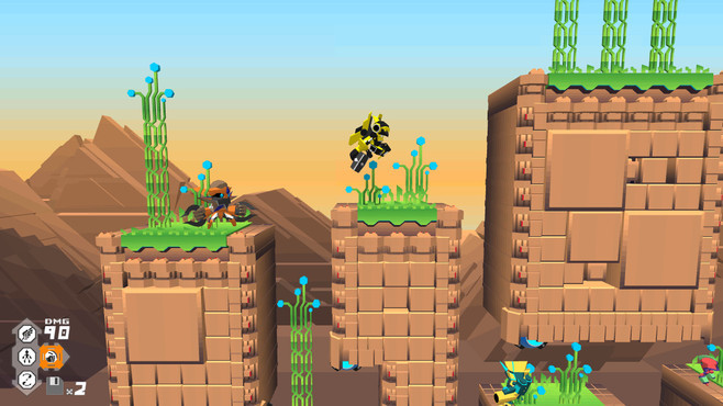 Megabyte Punch Screenshot 4