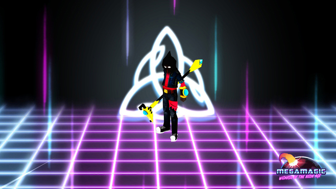 Megamagic: Wizards of the Neon Age Screenshot 7