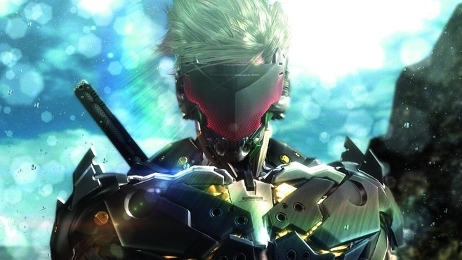 METAL GEAR RISING: REVENGEANCE Screenshot 4