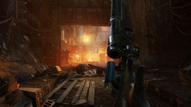 Metro: Last Light Screenshot 7