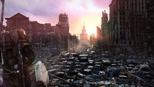 Metro: Last Light Screenshot 11