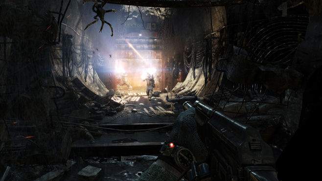 Metro: Last Light Complete Edition Screenshot 2