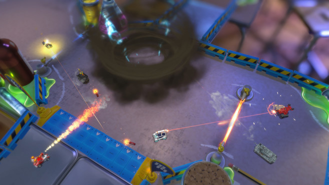 Micro Machines World Series Screenshot 8