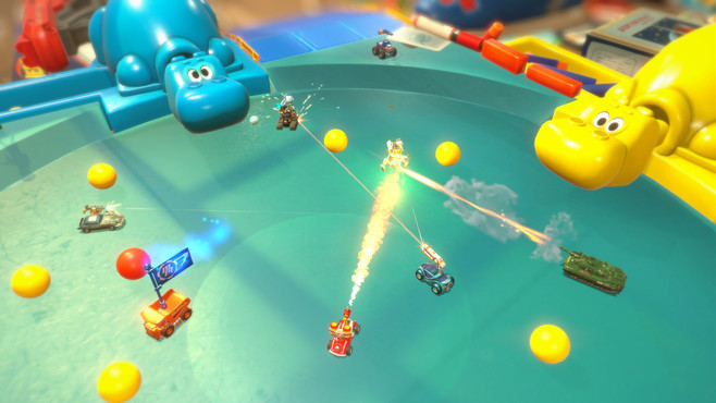 Micro Machines World Series Screenshot 9