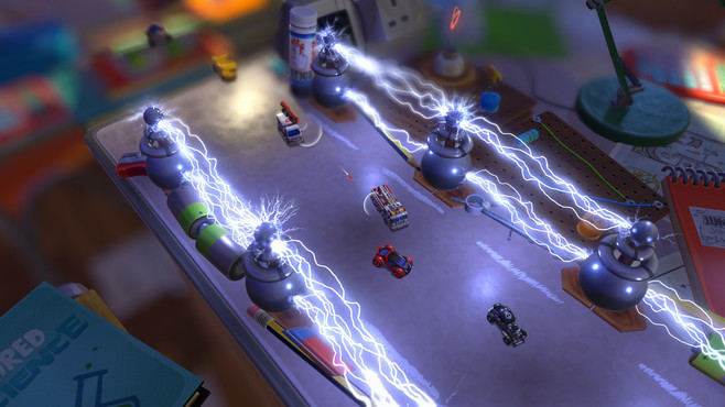 Micro Machines World Series Screenshot 10